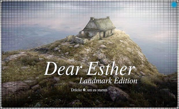 Аренда Dear Esther: Landmark Edition для PS4