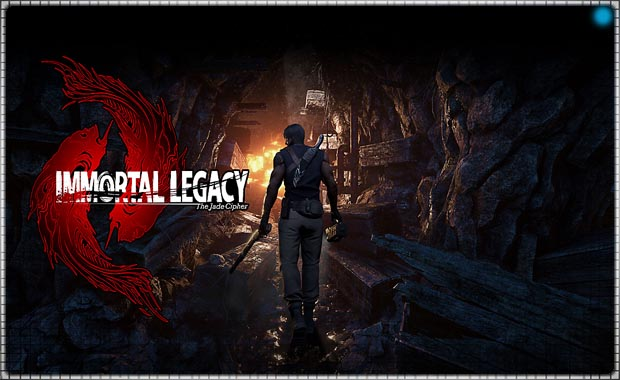 Прокат и Аренда Immortal Legacy: The Jade Cipher PS4