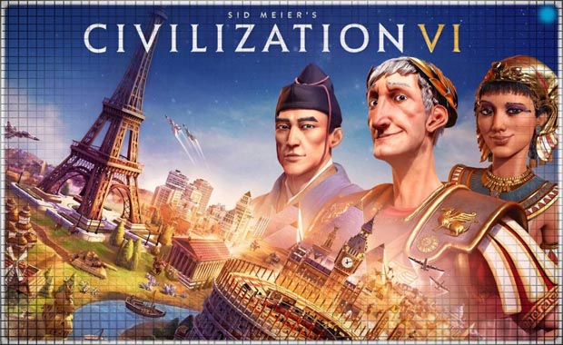 Аренда Sid Meier's Civilization VI для PS4