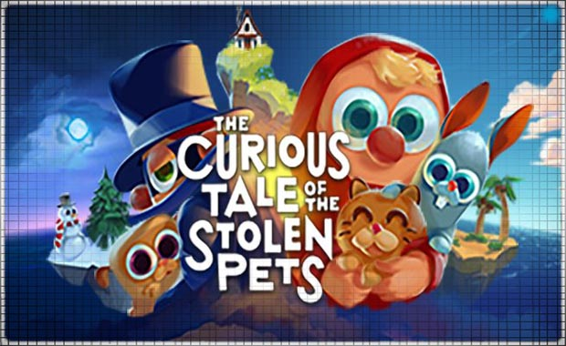 Аренда The Curious Tale of the Stolen Pets для PS4
