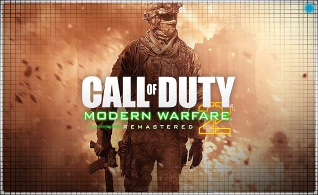 Прокат и Аренда Call of Duty: Modern Warfare 2 Remastered PS4