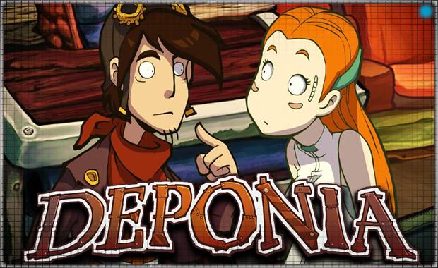 Deponia Аренда для PS4