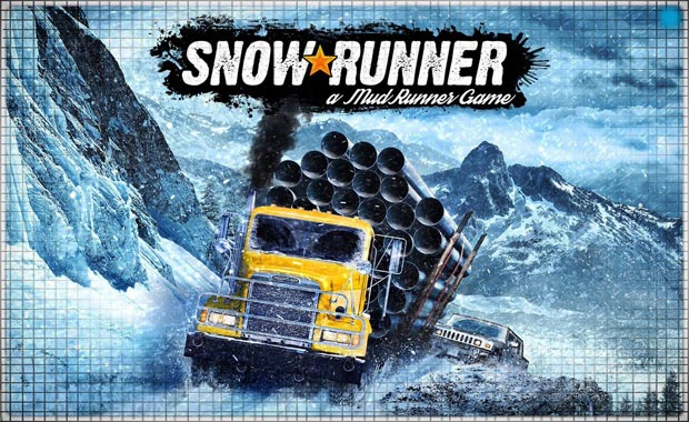SnowRunner Аренда для PS4