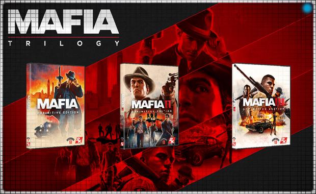 Mafia Трилогия