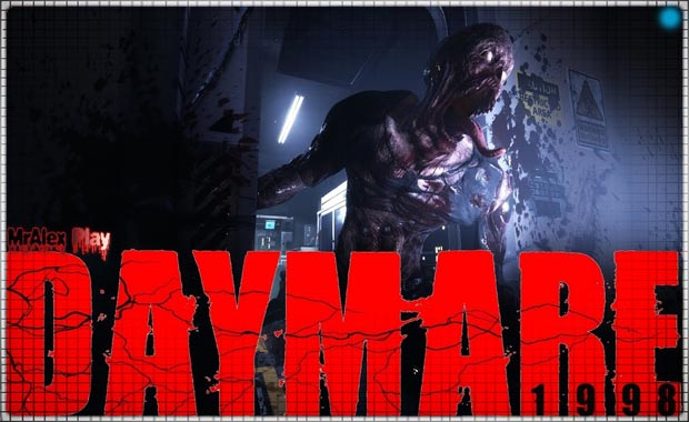 Прокат и Аренда Daymare: 1998 PS4