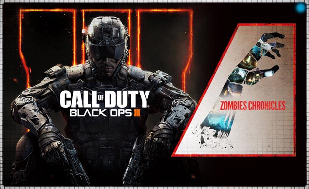 Аренда Call of Duty Black Ops 3: Zombies Chronicles для PS4