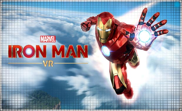Marvels Iron Man VR Аренда для PS4