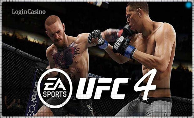 Прокат и Аренда UFC 4 PS4