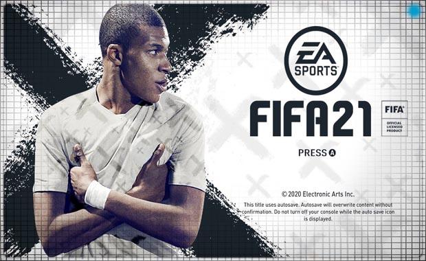Аренда Fifa 21