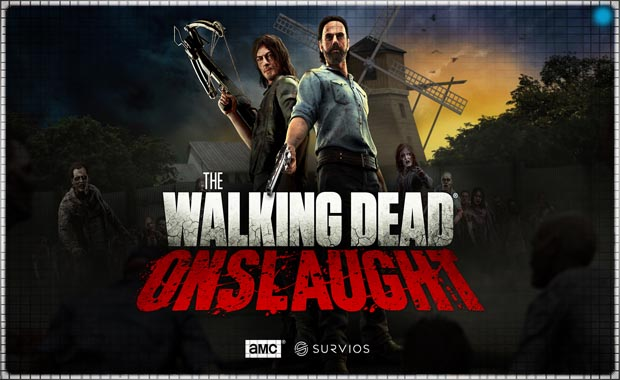 Walking Dead Onslaught