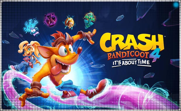 Аренда Crash Bandicoot 4 для PS4