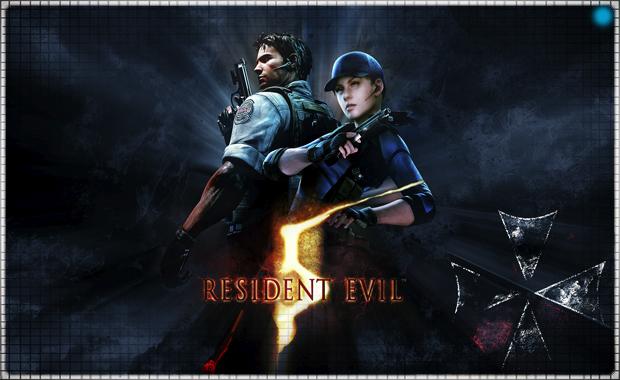 Resident Evil 5 Аренда для PS4