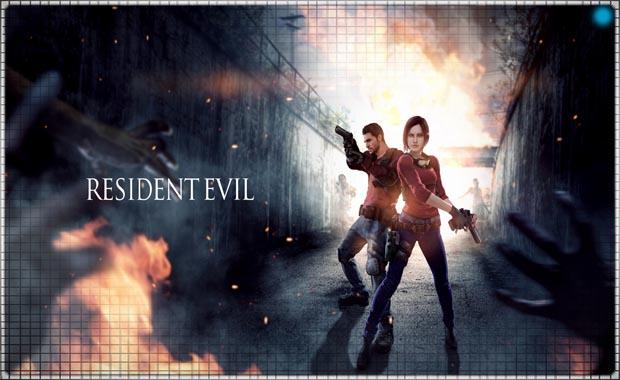 Прокат и Аренда Resident Evil PS4