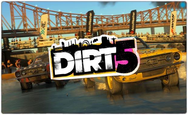 Аренда DIRT 5 для PS4