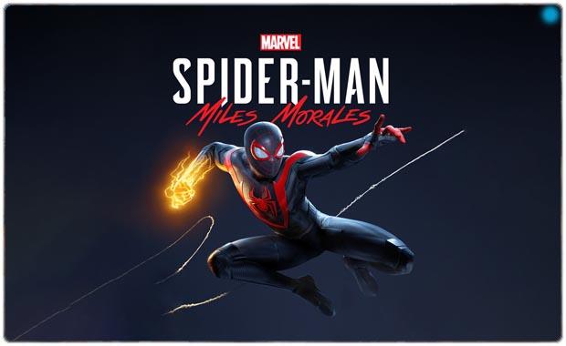 Аренда Spider Man: Miles Morales для PS4