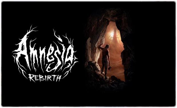 Аренда Amnesia: Rebirth для PS4