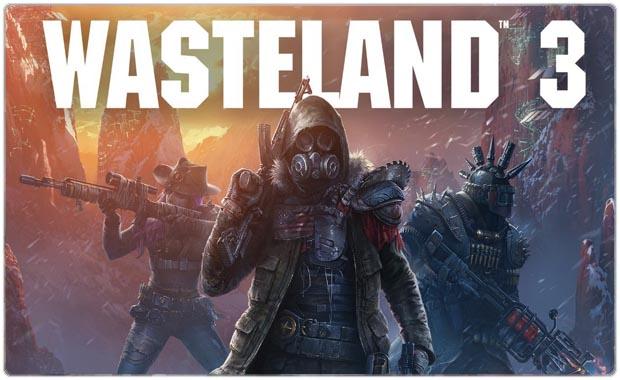 Прокат и Аренда Wasteland 3 PS4