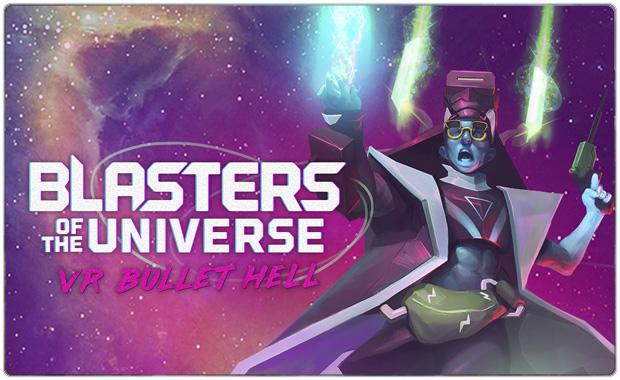 Аренда Blasters of the Universe для PS4