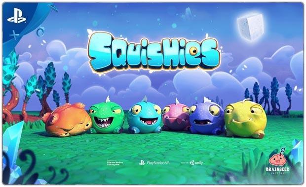 Squishies Аренда для PS4