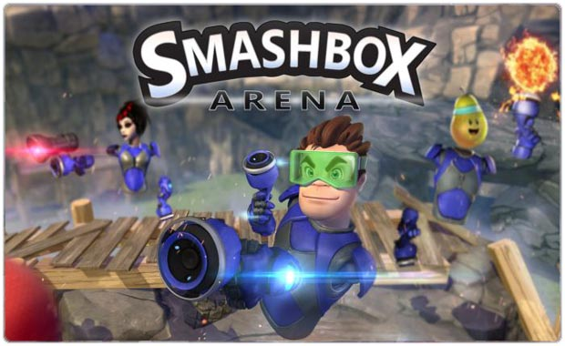 Аренда Smashbox Arena для PS4