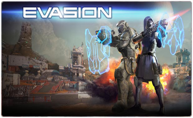 Аренда Evasion для PS4