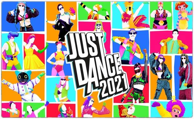 Аренда Just Dance 2021 для PS4