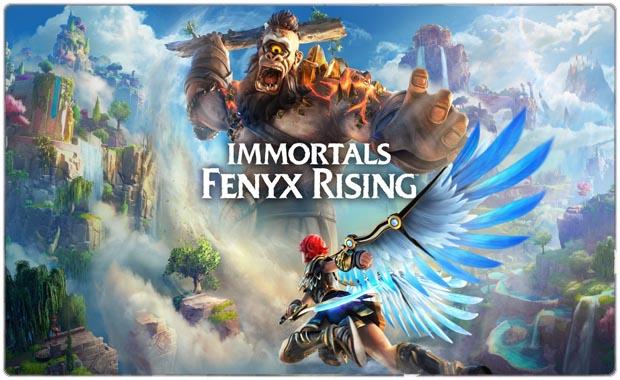 Прокат и Аренда Immortals Fenyx Rising PS4