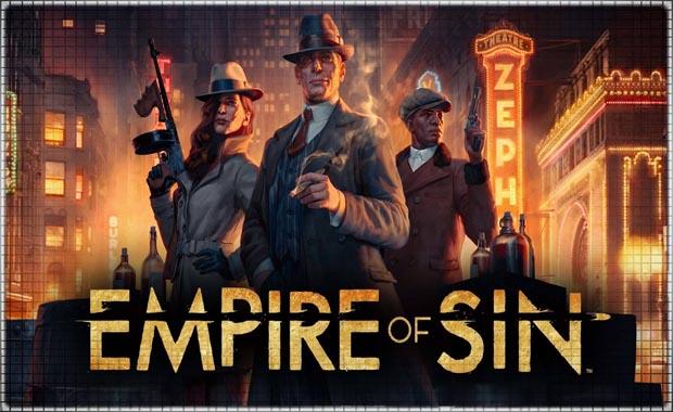 Аренда Empire of Sin для PS4
