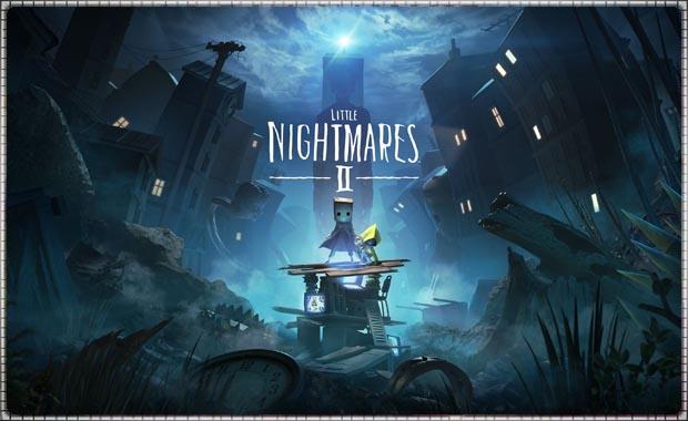 Little Nightmares 2 Аренда для PS4